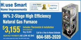 Furnance Deals