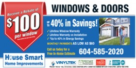 window rebate